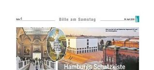 Hamburgs Schatzkiste erstrahlt in neuem Glanz