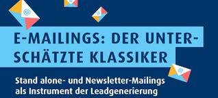 Whitepaper: E-Mailings – der unterschätzte Klassiker