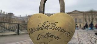 Paris: Die Retter der Liebesschlösser von Paris