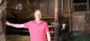 """Milchbauer aus Betzenrod: """"Wir werden aufhören müssen"""""""
