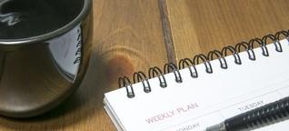 Leben mit Mindestsicherung: Tag 22 - Planung