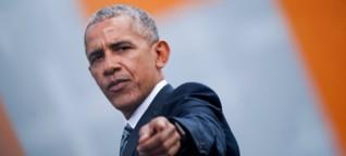 Barack Obama reagiert perfekt auf Trumps Ausstieg vom Klimaschutz