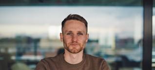 """MAWAYOFLIFE """" Porträt: Digital Innovation Manager Steffen Geldner von der Popakademie"""