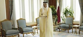 Die Nöte des Emirs von Katar