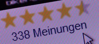 Gekaufte Rezensionen: Falsche Bewertungen beim Online-Einkauf | BR.de