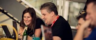 Mitarbeiter Hackathon 2016: Die Nacht der Ideen