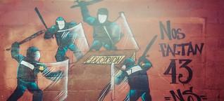 Mexiko: Demonstrationen für ein Ende der Gewalt