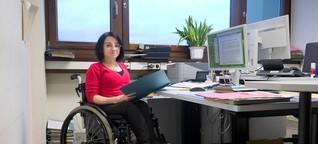 Inklusion/ Glasknochen-Syndrom:  Nicht in Watte gepackt