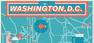 Meine Stadt: Washington, D. C.