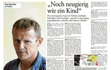 Interview mit Jo Nesbø