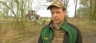 TV Reportage: Zwischen Tradition und Moderne - Landwirtschaft im Norden der Region Hannover