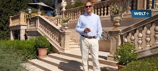 Hedgefonds-Manager: Finanzbetrüger Florian Homm über sein Comeback - WELT