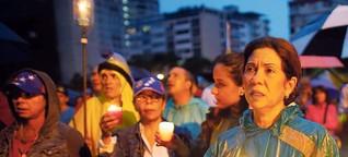 NZZ: Regierungsnahe Schlägertrupps: Venezuelas gefürchtete Colectivos