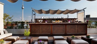 Top 10 Rooftop Locations in Berlin - Falstaff