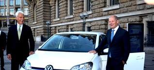 Hamburg wird Teststadt für intelligenten Verkehr und autonomes Fahren