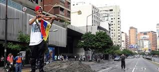 SRF 2 Kultur Kompakt - El Sistema und die venezolanische Krise