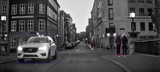 Street Photography mit dem Auto