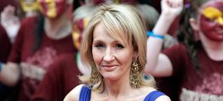 Hüterin der Magie - Joanne K. Rowling feiert ihren 50. Geburtstag