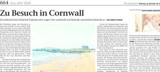 Zu Besuch in Cornwall