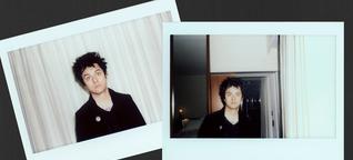 """Perma-verkatert und bisschen zu bleich: Auf ein Schnack mit """"Green Day""""-Frontmann Billie Joe Armstrong"""