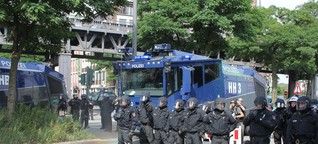 Die Hashtag Polizei