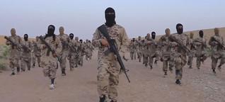 """Fotograf über islamistische Propaganda: """"Der IS ist ein Medienprofi"""""""