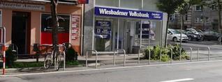 Bleichstraße: Verschlimmern Fahrradständer die Parkplatzsituation?