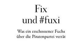 Fix und #fuxi