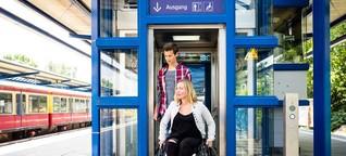 So will die BVG ihre Fahrstühle verbessern