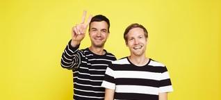 Wie zwei Berliner für Vergnügen in der Hauptstadt sorgen