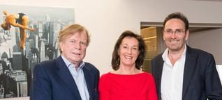 Drei Spitzenmediziner im AZ-Interview: Halbgötter in Weiß? - Wir doch nicht!