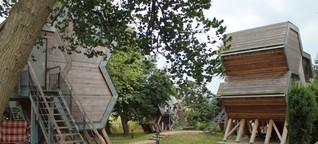 Ferienmagazin: Schlafen zwischen den Bäumen | svz.de