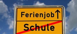 Arbeitsmarkt: Probleme bei der Ferienjob-Suche | svz.de