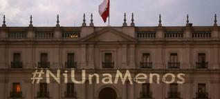 Lateinamerika - #NiUnaMenos - im Kampf gegen Frauenmorde