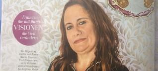 Nancy Marín bereitet Kolumbien auf den Frieden vor