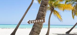 Größer, teurer, glücklicher?: Warum der kommerzielle Hype um Hochzeiten nervt