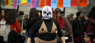 Chiles Frauen kämpfen