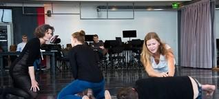 Casting in der Oper Frankfurt: Mindestlohn plus Nacktzuschlag