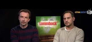 """""""LOMMBOCK"""": Interview mit Lucas Gregorowicz & Moritz Bleibtreu"""