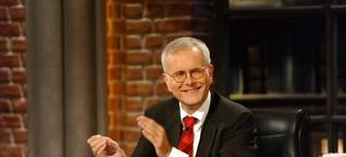 Harald Schmidt wird 60: König der Spätabendunterhaltung