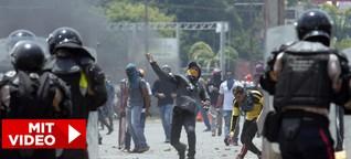 Venezuela: Wirtschaftskrise! Proteste! Fake-News! - Ein Land versinkt im Chaos