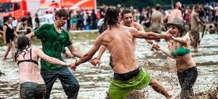 Jetzt erst recht!- Haltestelle Woodstock