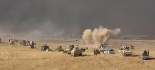 Dokumente enthüllen - ISIS setzt Kriegs-Roboter ein