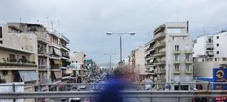 Zwischen Zelt und Schleppertreff: Mit Reza unterwegs in Athen