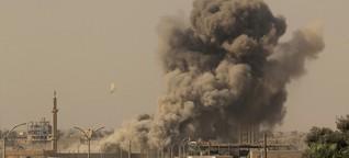 Die Befreiung vom IS geht auf Kosten der Bevölkerung