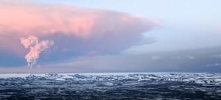 Energie aus der Hölle - Island spielt mit Magma