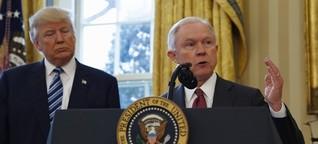 Streit um Justizminister: Jeff Sessions, der Bilderbuch-Konservative
