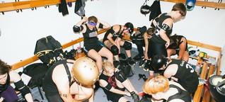 Feminismus auf Rollschuhen: Die knallharte Faszination des Roller Derby