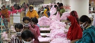 """Fairtrade-Chef über Textilindustrie: """"Keine hohen Anforderungen"""""""