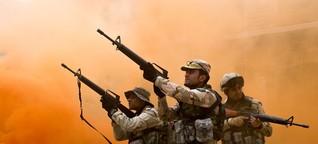 Peschmerga stählen sich für den IS